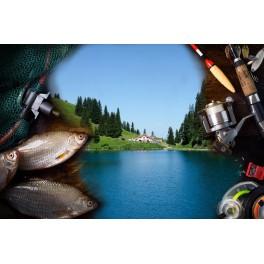 Weekend de pêche en montagne