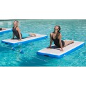 Yoga Stand Up Paddle en piscine